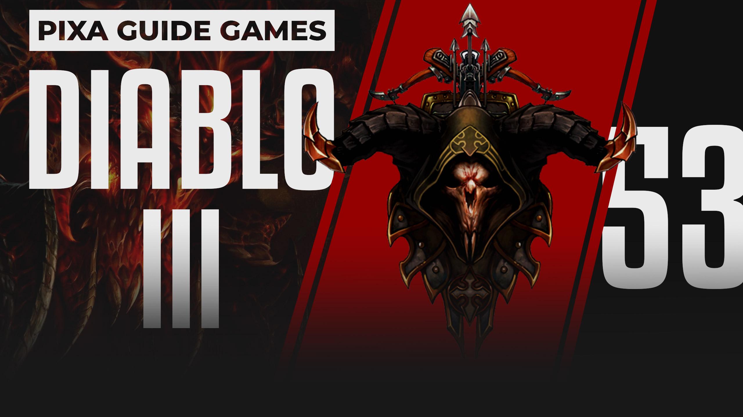 Diablo 3 | Прохождение игры | Акт V | Поля вечного боя | 53