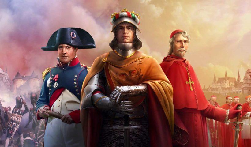 Europa Universalis 4 поступает бесплатно в Epic Store