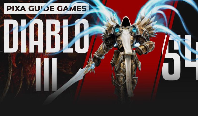 Diablo 3   Прохождение игры   Акт V   Убить Иксатлу   54