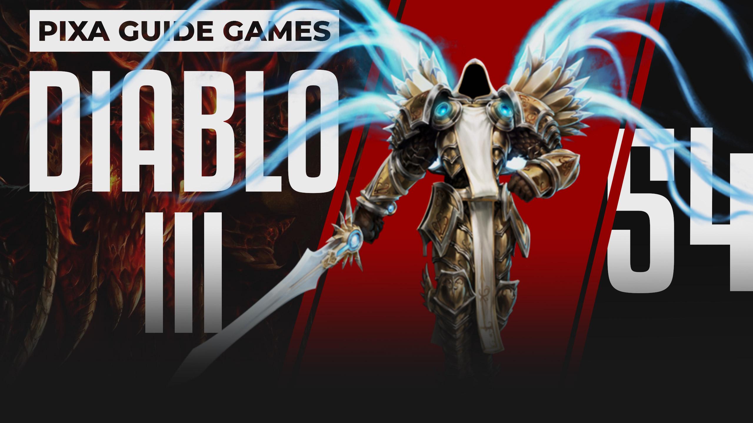 Diablo 3 | Прохождение игры | Акт V | Убить Иксатлу | 54