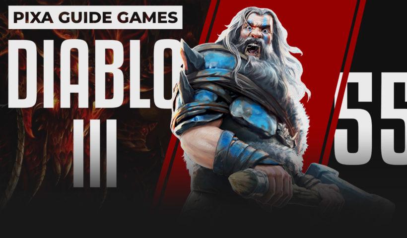 Diablo 3   Прохождение игры   Акт V   Штурм крепости   55