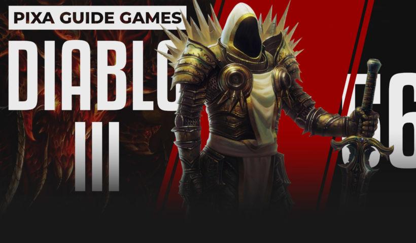 Diablo 3   Прохождение игры   Акт V   Ангел Смерти   56
