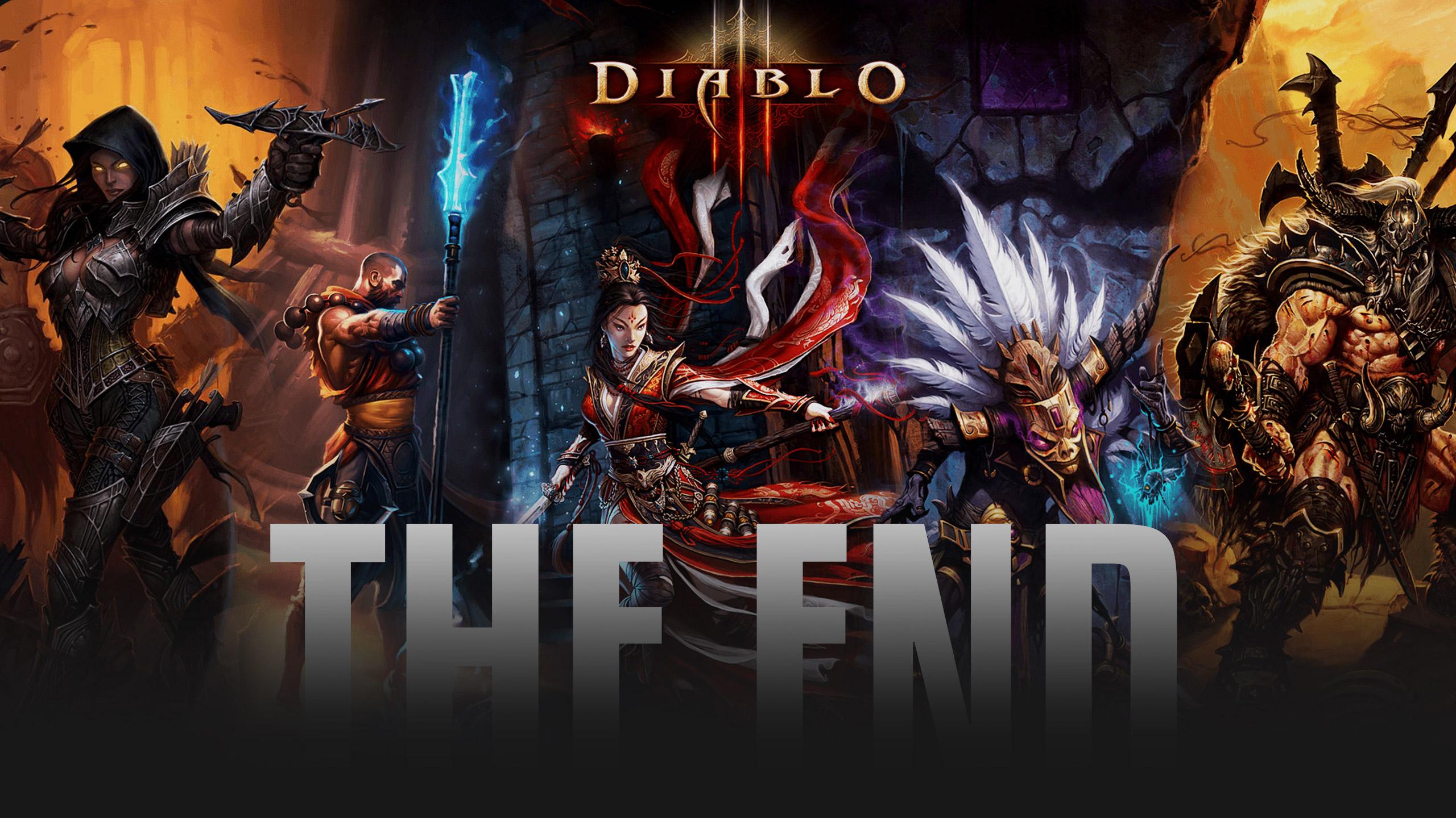 Diablo 3   Прохождение игры   Акт V   Смерть Малтаэля   57 - финал